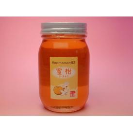 和歌山村上養蜂 みかん蜂蜜600g【送料無料(沖縄は1000円)】