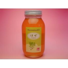 和歌山村上養蜂 はぜ蜂蜜1200g【送料無料(沖縄は1000円)】