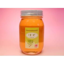 和歌山村上養蜂 はぜ蜂蜜600g【送料無料(沖縄は1000円)】