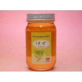 和歌山村上養蜂 はぜ蜂蜜300g【送料無料(北海道、沖縄は1000円)】