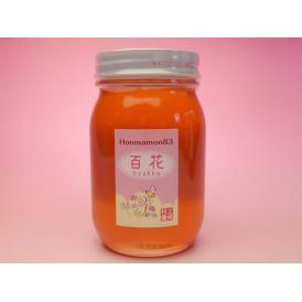 和歌山村上養蜂 百花蜂蜜600g【送料無料(北海道、沖縄は1000円)】