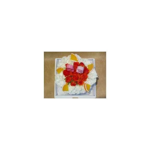 BirthdayFlower『オレンジケーキ』