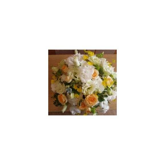 おまかせシーズンアレンジホワイト系カラフルな色使いミディアム01