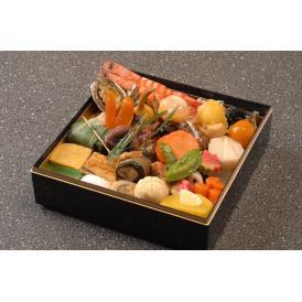 【送料無料!】伝統おせち料理 一段重(2〜3人用)