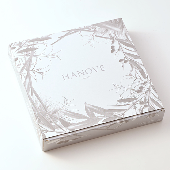 HANOVE 水彩シリーズ  総柄【20cmプレート】04