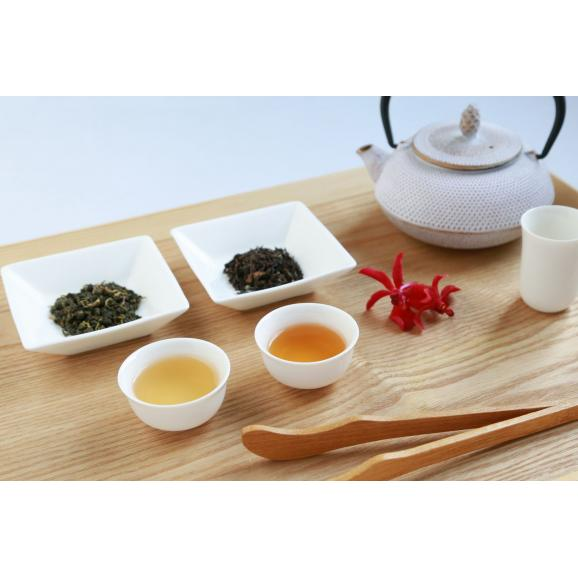 kikiのお歳暮 東方美人茶/桂花烏龍茶 お詰め合わせ01