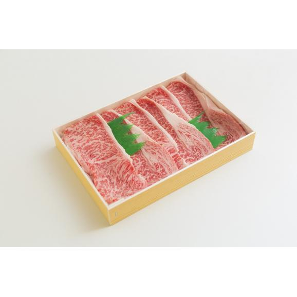 すき焼きセットA(黒毛和牛肉使用)02