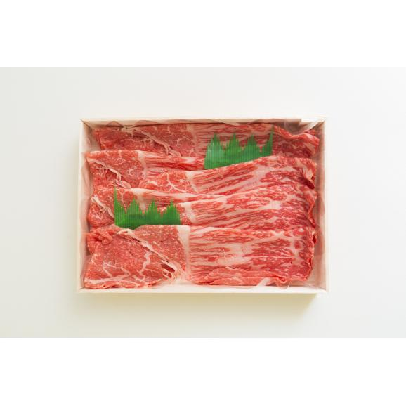 しゃぶしゃぶセットA(黒毛和牛肉使用)01