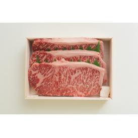 ステーキセットA(黒毛和牛肉使用)