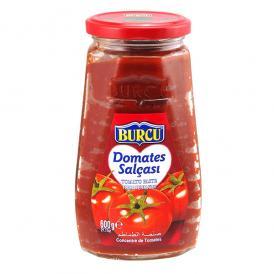 トマトペースト (Burcu Tomato Paste) 600g