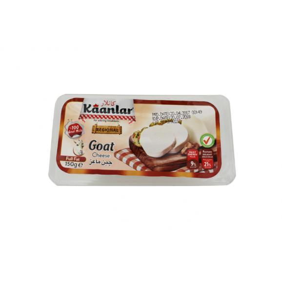 Kaanlar -シェーブルホワイトチーズ(ヤギ) Goats Cheese (Keci Peynir) 150g 02