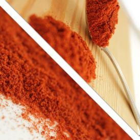 「トルコ産」赤唐辛子パウダー Red Hot Pepper Powder (Aci Toz Biber) 250g