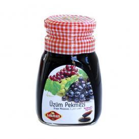 LOKMAN グレープシロップ 380g - LOKMAN Grape Molasses 380g - LOKMAN Üzüm Pekmezi 380g