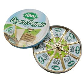 SÜTAŞ 8個入り クリームチーズ - SÜTAŞ 8pc Cheese - SÜTAŞ 8`li Üçgen Peynir