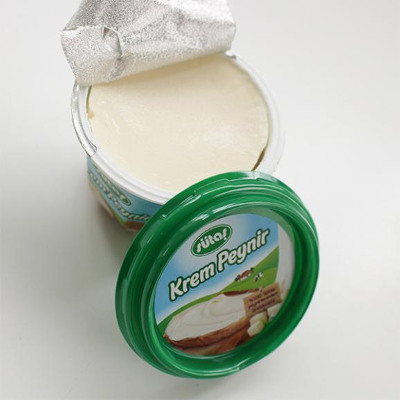 SÜTAŞ クリームチーズ 100g - SÜTAŞ Cream Cheese 100g - SÜTAŞ Krem Peynir 100g02
