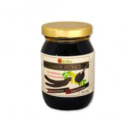 BARABU キャロブエキス 250g (瓶)- BARABU Carob Extract 250g (Glass) - BARABU Harnup (Keçiboynuzu)Pekmezi 250g