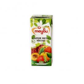 MEYSU フルーツミックス 200ml - MIXED FRUIT JUICE - KARISIK MEYVE SUYU