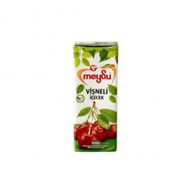 MEYSU サワーチェリージュース 200ml- SOURCHERRY JUICE - VISNE SUYU