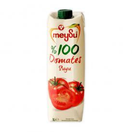MEYSU 100% トマトジュース 1L - MEYSU%100 Tomato Juice 1L - MEYSU%100 Domates Suyu 1L