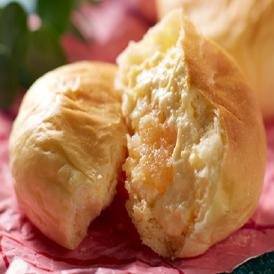 プレミアムフローズンくりーむパン・ 白桃12個詰合せ