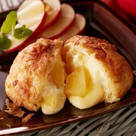 プレミアムフローズンくりーむパン&デニッシュリンゴ12個詰合せ
