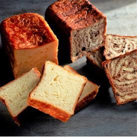 そのままで、ふわっと。焼き上げて、サクッと。 魔法のようなとろける食パンをお好みの食べ方でお召し上が