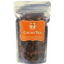 カフェインフリー、カロリーゼロ、ミネラルが豊富なカカオ豆から出来たお茶、出来ました!お得用!