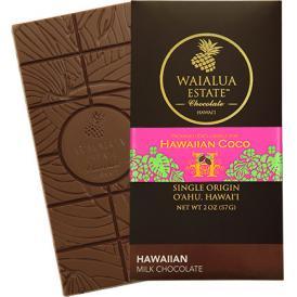 ワイアルアエステートチョコレート ハワイアンミルク