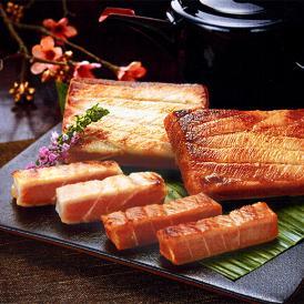 お得意様限定の逸品を特別提供!上質なかじきの旨味を、味噌や酒粕の塩加減で存分に引き出しています。