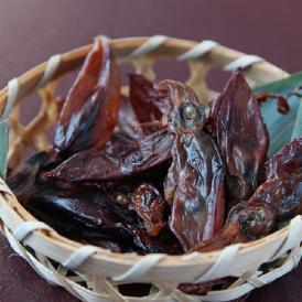 <ホタルイカの旨味を最大限引き出したオリジナル燻製> 旨干しホタルイカの燻製 (80g)