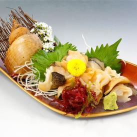 バイ貝お刺身 300g(約7~10個分)山陰産