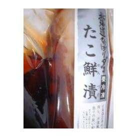 たこ和風鮮漬(足)-500g-3本【送料無料】