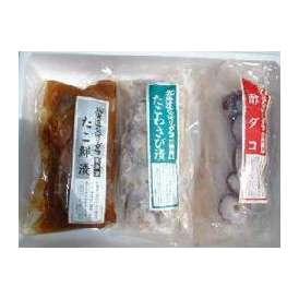 たこわさ鮮漬酢タコセット【送料無料】