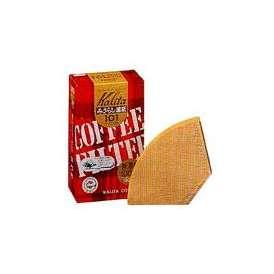 カリタ コーヒーフィルターみさらし101濾紙1〜2人用/100枚入