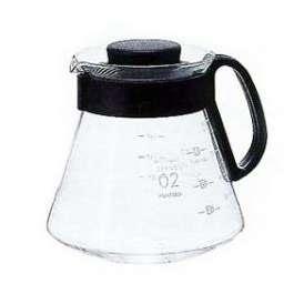 ハリオ V60レンジ対応コーヒーサーバー600【2〜5杯用】