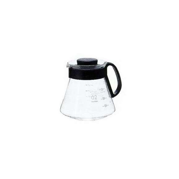 ハリオ V60レンジ対応コーヒーサーバー600【2〜5杯用】01