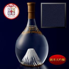 富士の酒「飛竜乗雲」 純米大吟醸(風呂敷:テツコン)