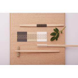 お箸飾り5枚セット 小桜