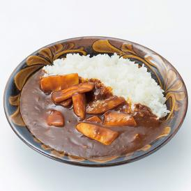 沖縄県産のソデイカと島とうがらしと沖縄の塩が入ったスパイシーな中辛カレー
