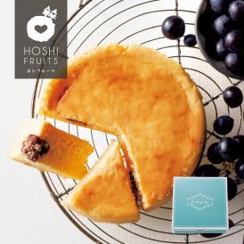 お中元や夏ギフトに♪素材にこだわった大人のチーズケーキ、レーズンがアクセント。