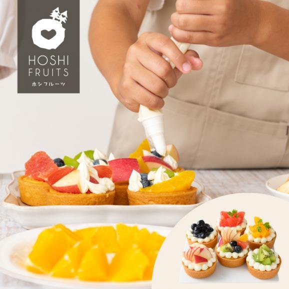ホシフルーツ おうちでつくるお店のタルト 【HFTK-6】01