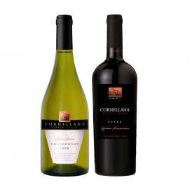 【シェフソムリエおすすめ】赤・白ワインセット 贈答用・ご自宅用