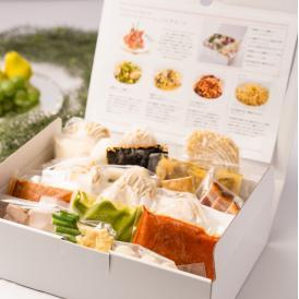 【送料込】東京・新宿 菊池シェフの美味しいイタリアン 生パスタ&ソースセット(6種)