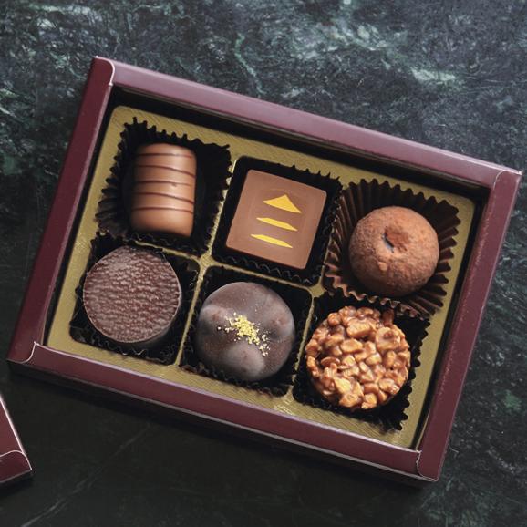チョコレート 【6個入り】01