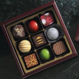 チョコレート 【9個入り】