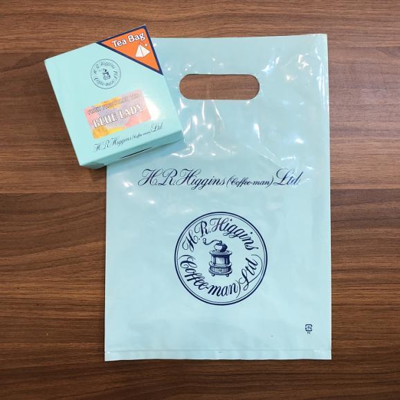 ブルーレディ(青い貴婦人)6バッグ入り 紅茶のプチギフト【英国王室御用達・H.R.ヒギンス】06