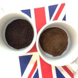 コーヒー・紅茶セット【英国王室御用達・H.R.ヒギンス】