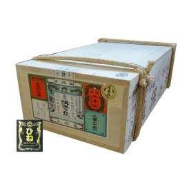 手延素麺『揖保乃糸』 荒木箱入り ひね上級(赤帯)6Kg (F上6K)
