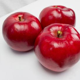 果肉まで赤い希少品種
