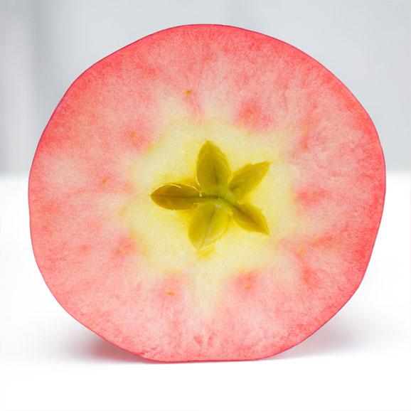紅の夢 (10玉~20玉) 特選B | 果肉まで赤い希少品種03
